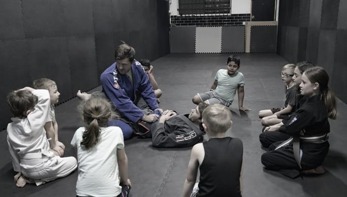 corporate box gym classes kids 007