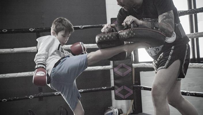 corporate box gym classes kids 014