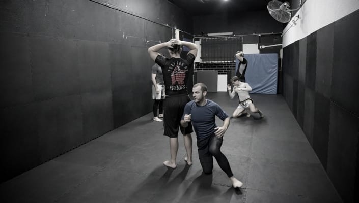 Corporate Box Gym - Mixed Martial Arts (MMA)