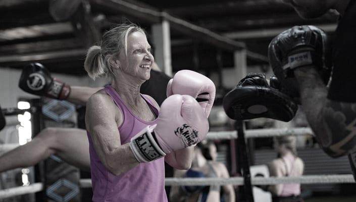 Corporate Box Gym - Muay Thai